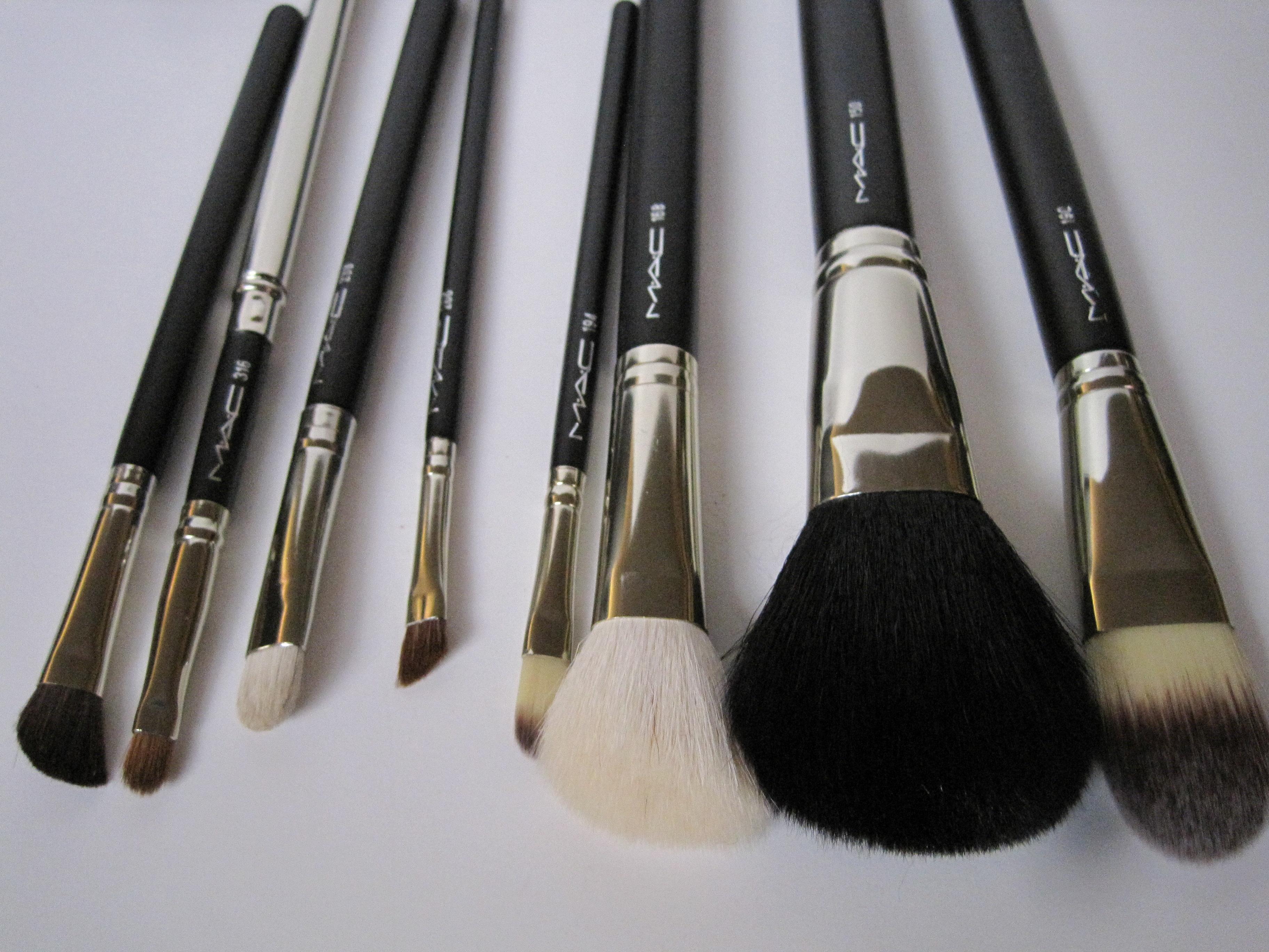 replica mac makeup brush set